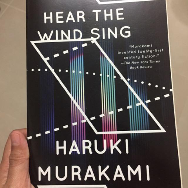 Haruki Murakami Hear The Wind Sing/Pinball 1975