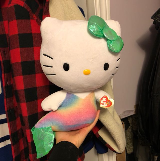 Hello Kitty Mermaid Plush
