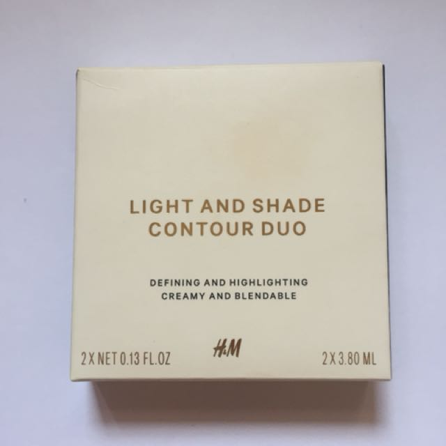 [H&M] Light And Shade Contour Duo