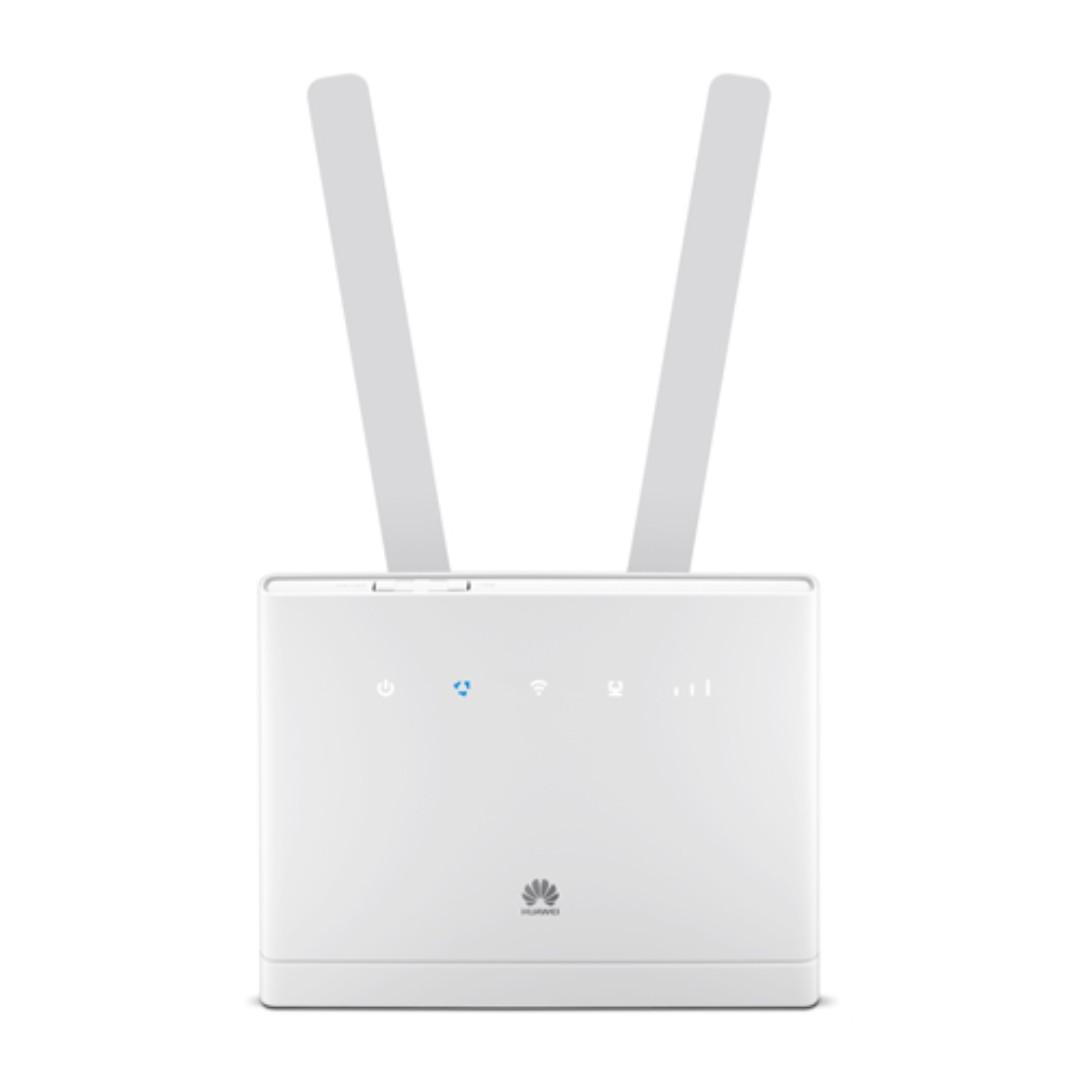 Huawei B315 4G Router Direct Sim Router @ Digi Celcom Maxis Umobile (FREE  one pair antenna!!!)