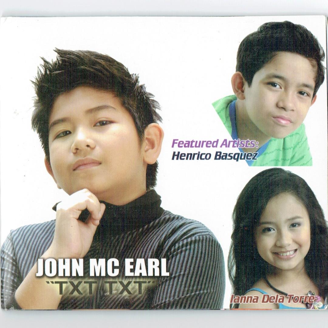John Mc Earl: Txt Txt CD