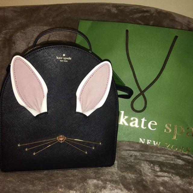 Kate Spade Rabbit Sammi Hop To It Backpack