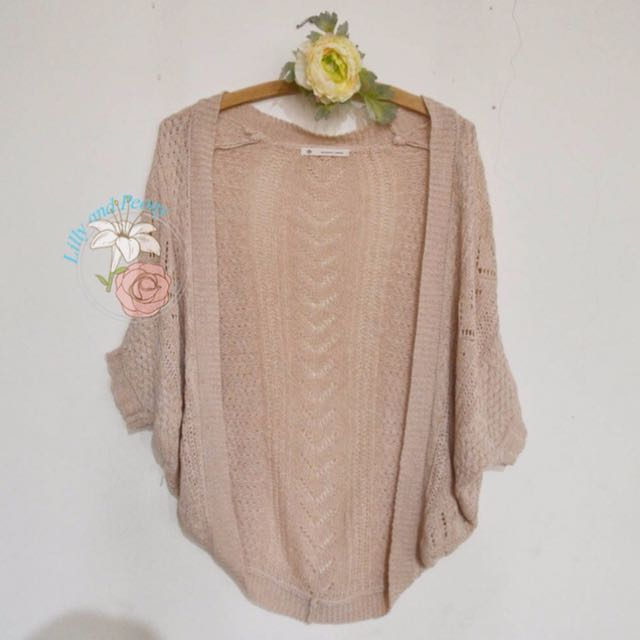 Knitted Outer