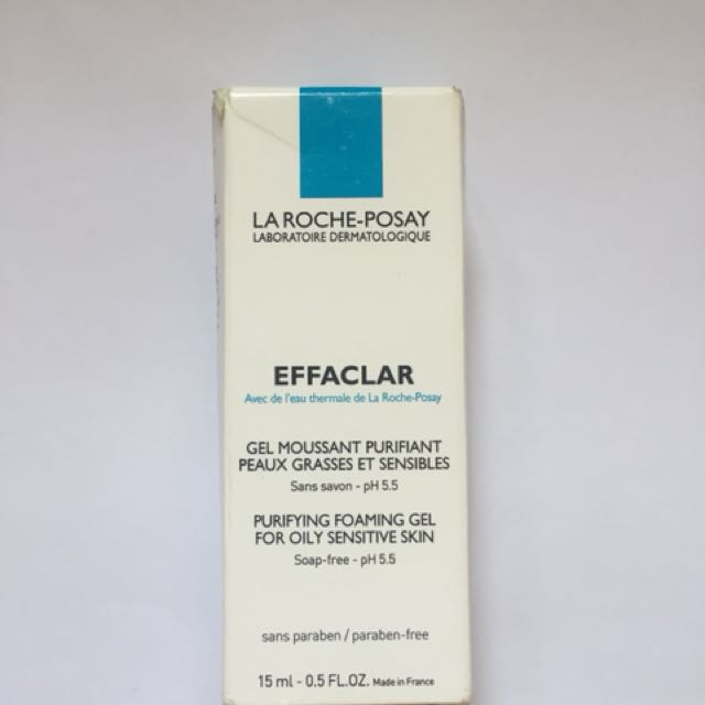 [La Roche-Posay] Purifying Foaming Gel For Oily Sensitive Skin