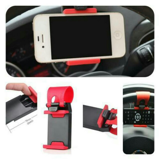 LAZYPOD , STEERING and HOLDER MOBIL