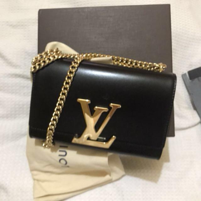 Louis Vuitton Louise Chain Bag