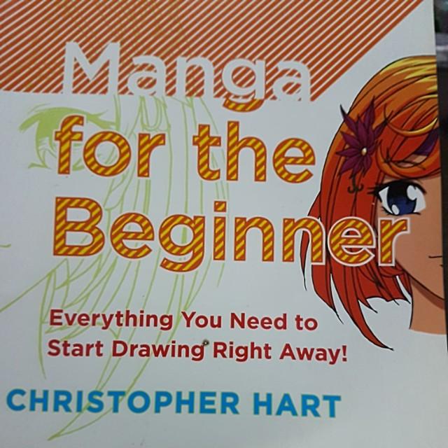 Manga for the Beginner by Christopher Hart
