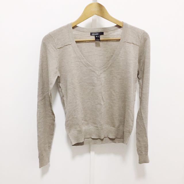 Mango Beige Sweater