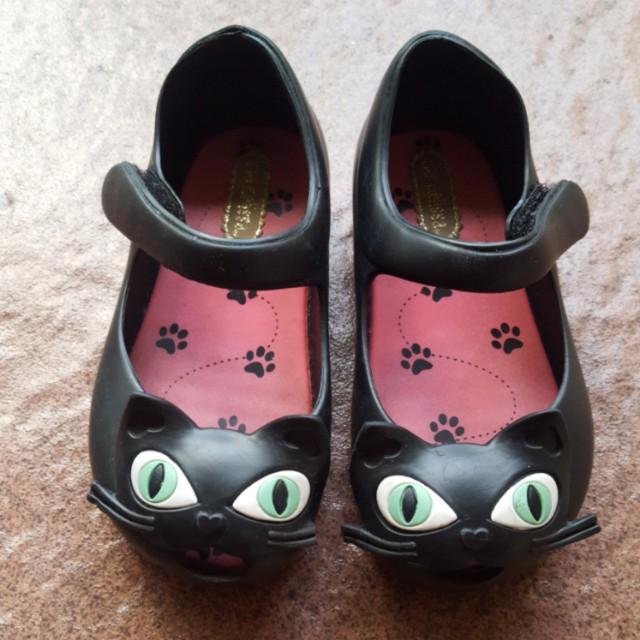 Mini Melissa Black Cat