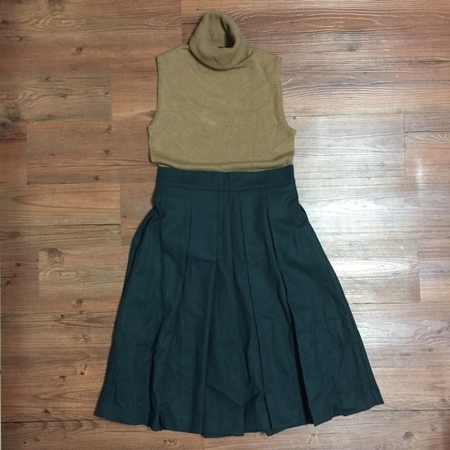 MOONCAT褲裙S