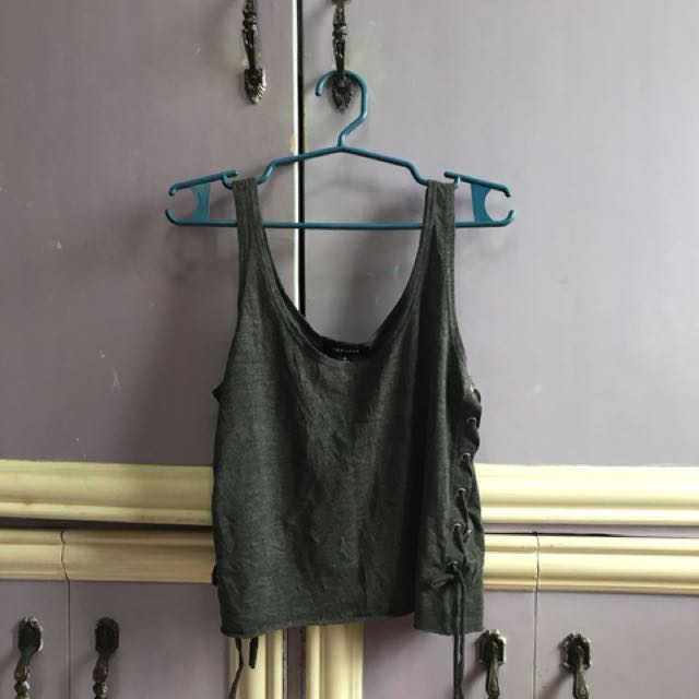New Look top with side details