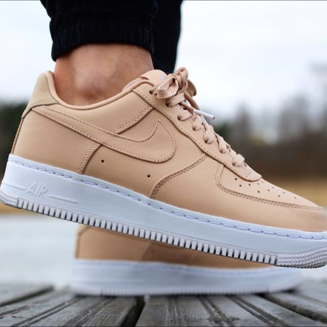 brand new 384c3 24001 NikeLab Air Force 1 Low Nikelab Air Force 1 Low Vachetta Tan, Womens Fashion,  Shoes Nike ...
