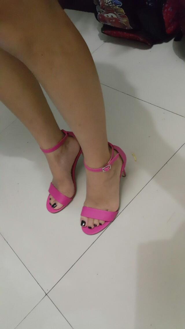 Open Toe Shoes