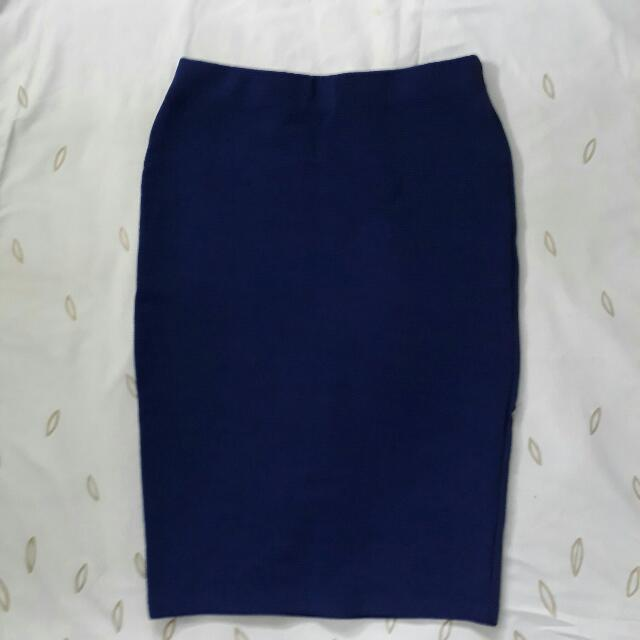 Pencilcut Skirt (Unbranded)