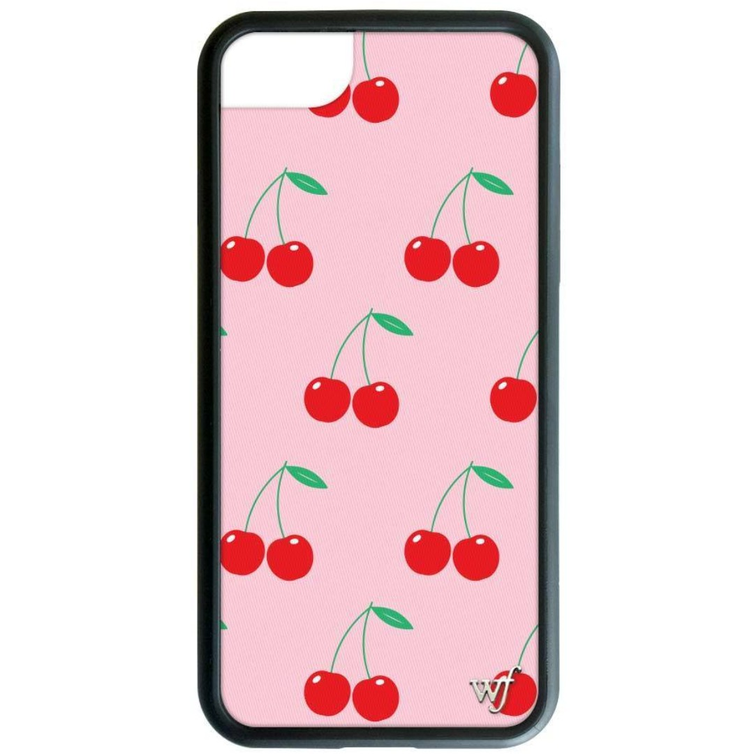 first rate 6ac10 bdd86 Pink Cherries iPhone 6/7/8 Wildflower case