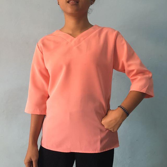 Pink Top (Atasan Pink)