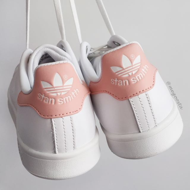 new styles d2df3 746c5 PO) Adidas Sam Smith in pink, Women's Fashion, Shoes on ...