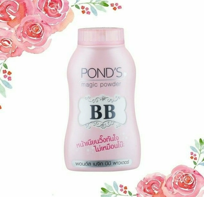 NGABISIN STOK SISA 1 PCS ONLY 30RB!! PONDS BB MAGIC POWDER