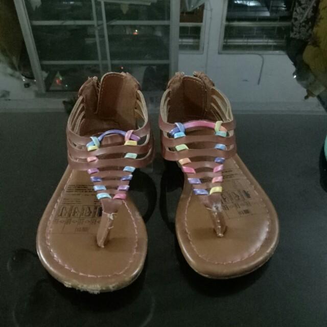 Sandal slipper balita anak 18-36 bulan