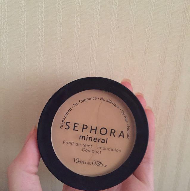 Sephora Foundation Compact