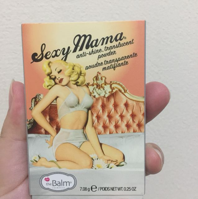 SEXY MAMA POWDER
