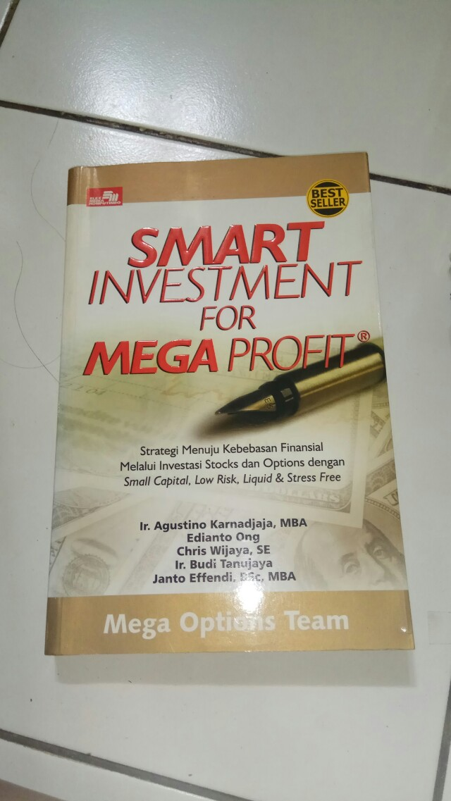 Smart Invesment for Mega Profit