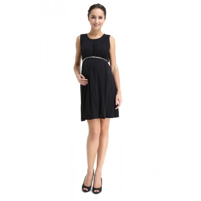 a852a8985e2e2a Spring Maternity BOVE live pleats dress, Women's Fashion, Clothes ...