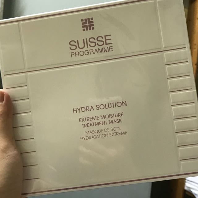 Suisse Hydra Solution Treatment Mask