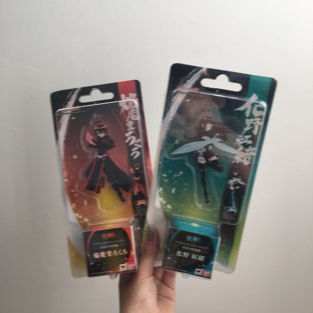 SWEET DEAL! Twin Star Exocists Figures