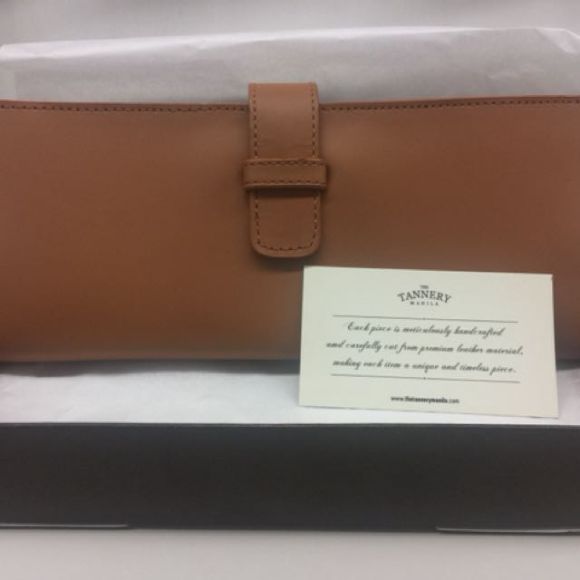 Tannery wallet