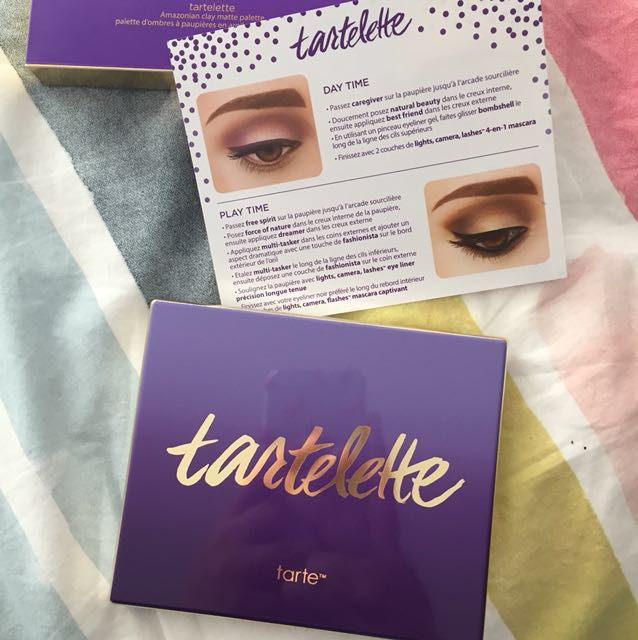 TARTE All Matte palette