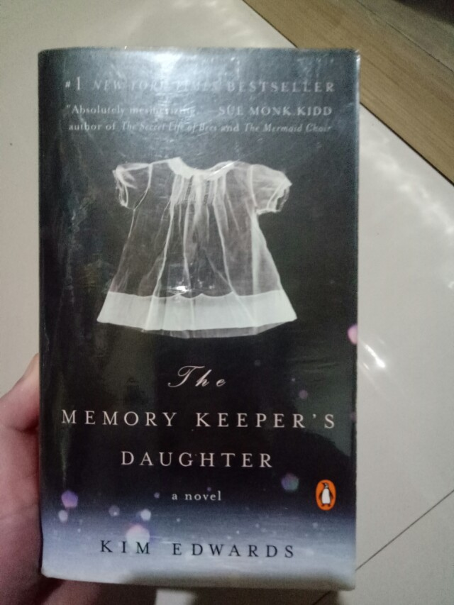 The memory keeper daughter kim edwards