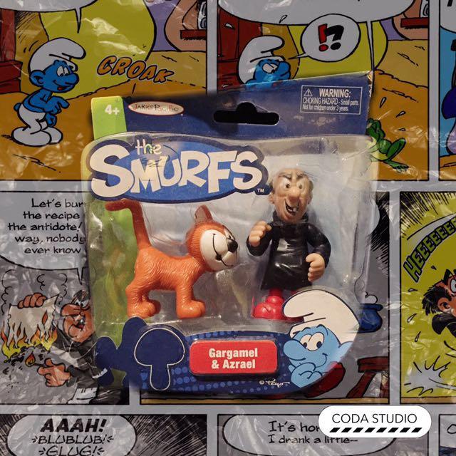 The Smurfs 賈不妙&大笨貓
