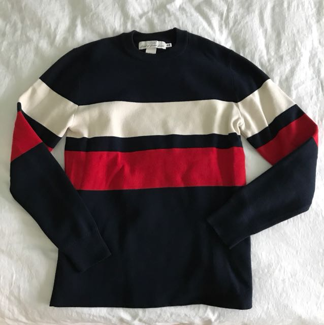 Tommy Hilfiger Inspired H&M Sweater
