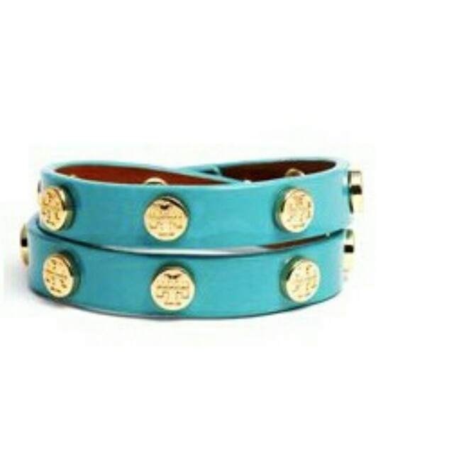 Tory Burch ORI - Double Wrap Bracelet