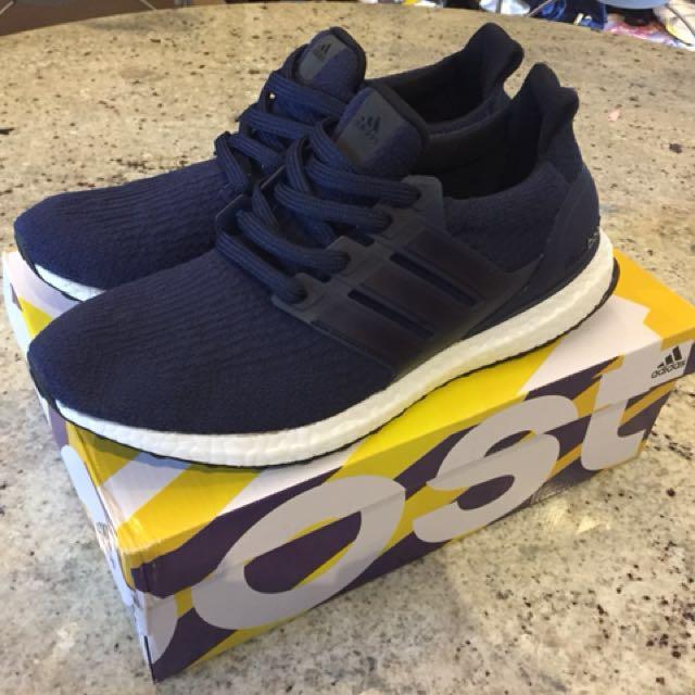 Ultraboost 3.0 Men's Size 8.5 Navy Blue New