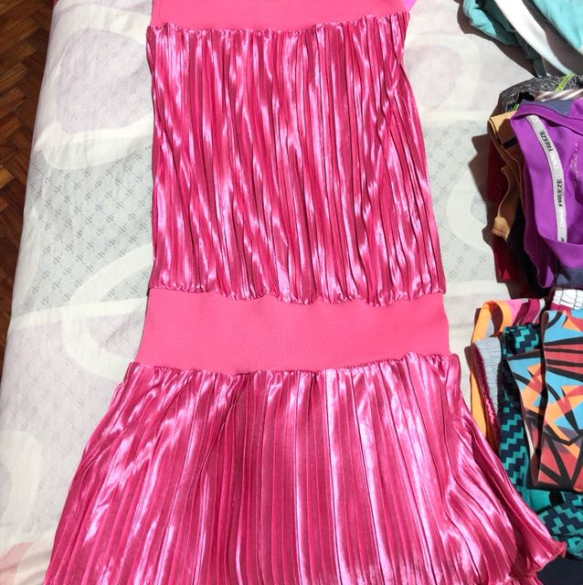 Us brand pink dress