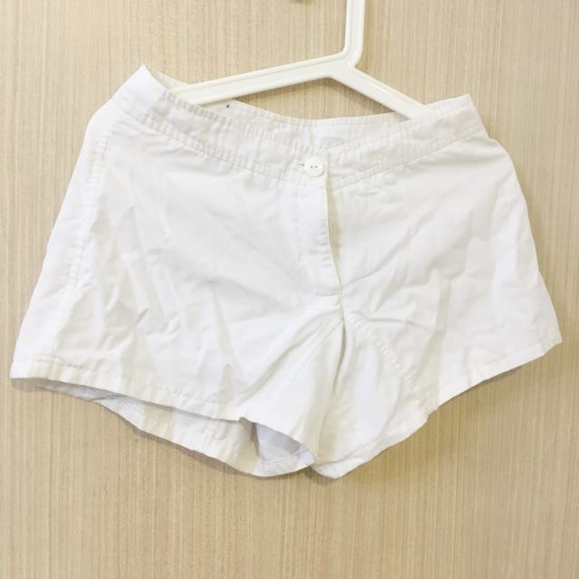 White Shorts (tailor made)