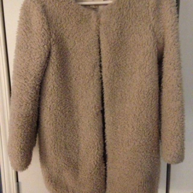 Wilfred Teddy Bear Coat
