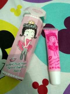 Dodora - pemerah bibir , puting dan Miss V