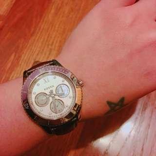 Fossil皮錶