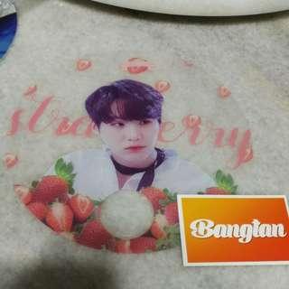 [KAI SALES] Suga strawberry fan