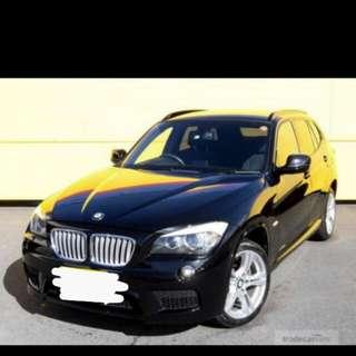 2010 BMW X1. #xmas50