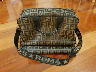 Fendi Style Travel Bag