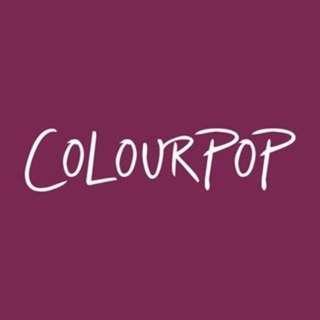 Original Colourpop at REDUCED PRICE!