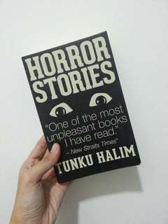 Horror Stories (Fixi Novo)