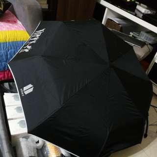 [KAI SALES] ARMY black automatic umbrella