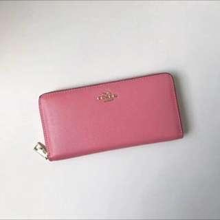 Authentic Coach Wallet purse Pouch