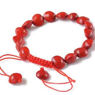 Xiang Si dou love seeds Saga seed bean bracelet