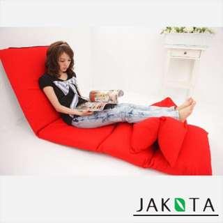 🎀simple life🎀 小資女孩多功能沙發床/和室躺椅(可選色)